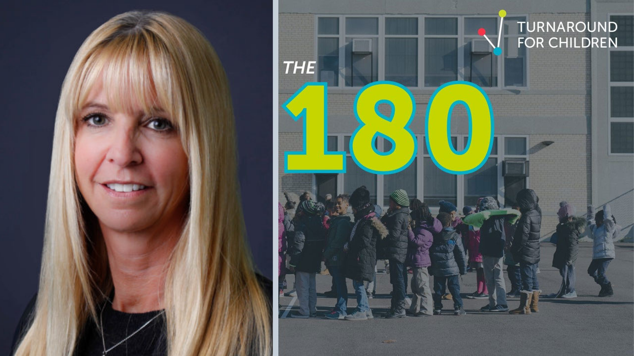 The 180 Podcast - Christina Theokas